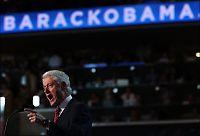Clinton-tale: - Obama er rette mannen for jobben