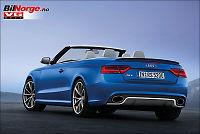 Kabriolet-versting fra Audi