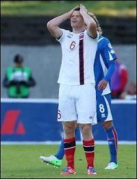 Marerittstart for Norge i VM-kvalifiseringen