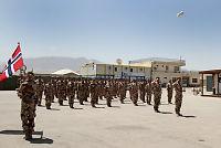 Krever 16 mill av Forsvaret etter pizzakrangel i Afghanistan