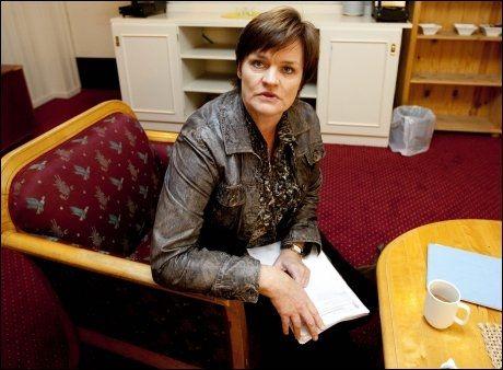 FORSVARER: Advokat Mette Yvonne Larsen sier ordføreren ser frem til å få muligheten til å renvaske seg. Foto: GEIR OLSEN
