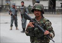 Selvmordsbomber skulle ramme soldater - drepte flere barn