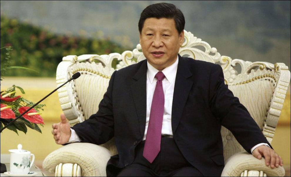 BORTE: Kinas visepresident Xi Jinping har ikke vist seg offentlig på en uke. Nå svirrer ryktene. Foto: AP