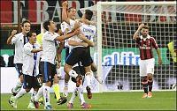 Overraskende tap for Milan