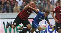 Demidov sliter fortsatt Eintracht Frankfurt-benken