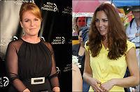 Fergie støtter Kate etter toppløsbildene