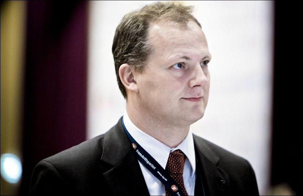 GIR SEG: Etter valget neste år gir Ketil Solvik-Olsen seg. Foto: KRISTER SØRBØ/ VG
