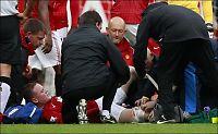 Hevder Rooney er comeback-klar etter skrekkskaden
