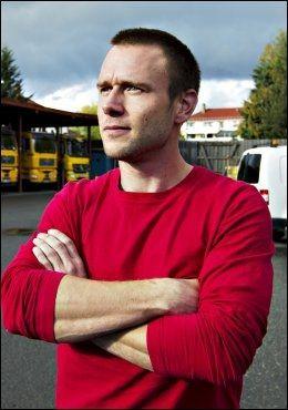 VISSTE: Hovedtillitsvalgt Thomas Eliassen innrømmer å ha visst om hvordan ansatte har solgt skrapmetall, og brukt pengene på fest. Foto: Roger Neumann