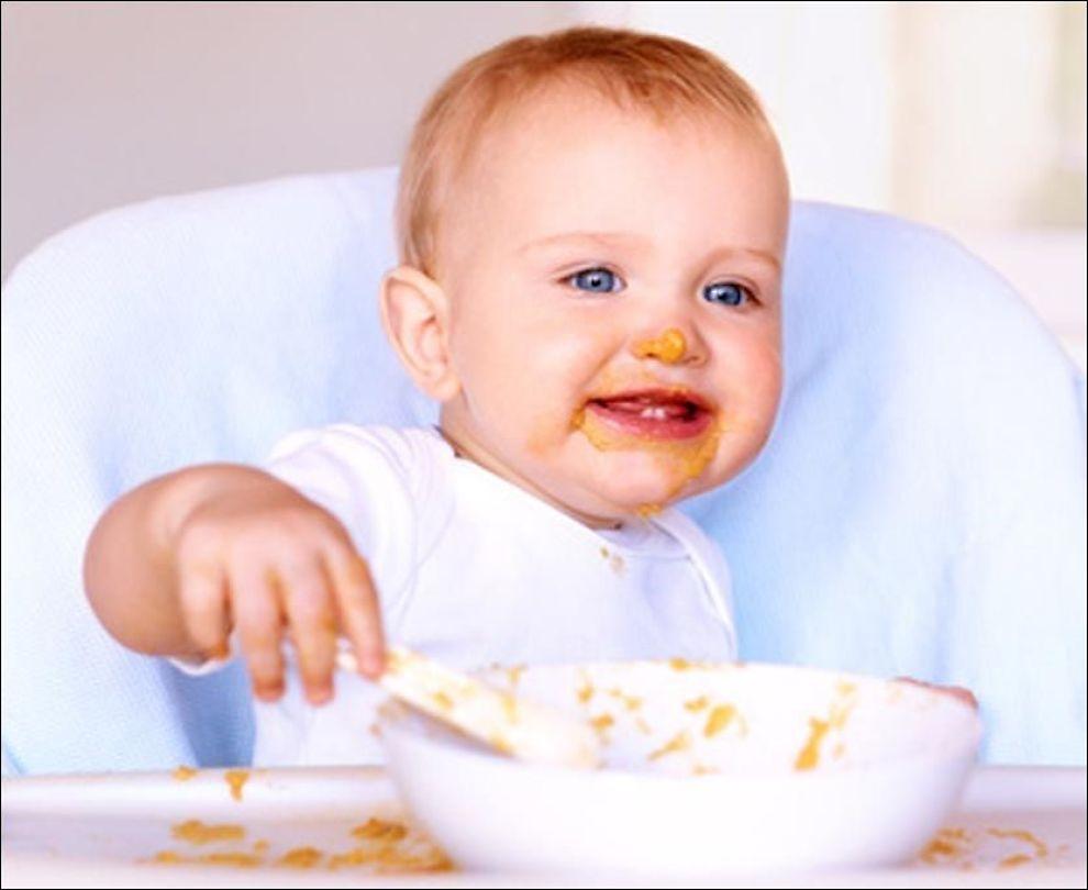 FARLIG MAT: Spor av det kreftfremkallende stoffet furan er påvist i flere matvarer, blant annet grøt til barn. Foto: NTB scanpix