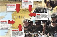 Norske ekstremister kriger i Syria