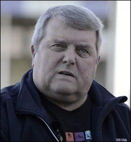 KRITISK: Tidligere LSK-trener Joar Hoff. Foto: VGTV