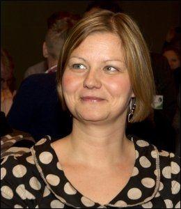 BLÅSER UT: Venstre-politiker Guri Melby. Foto: Terje Bendiksby / NTB scanpix