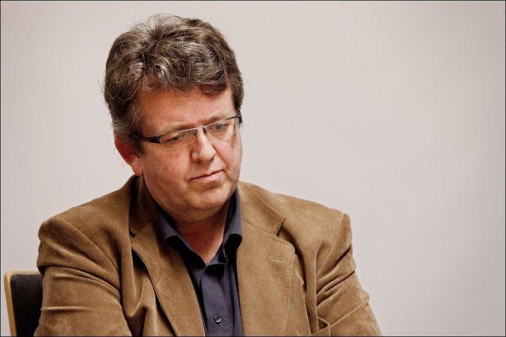 TILTALT: Arbeiderparti-ordfører i Vågå, Rune Øygard, møter i Sør-Gudbrandsdal tingrett på tirsdag. Foto: NTB Scanpix