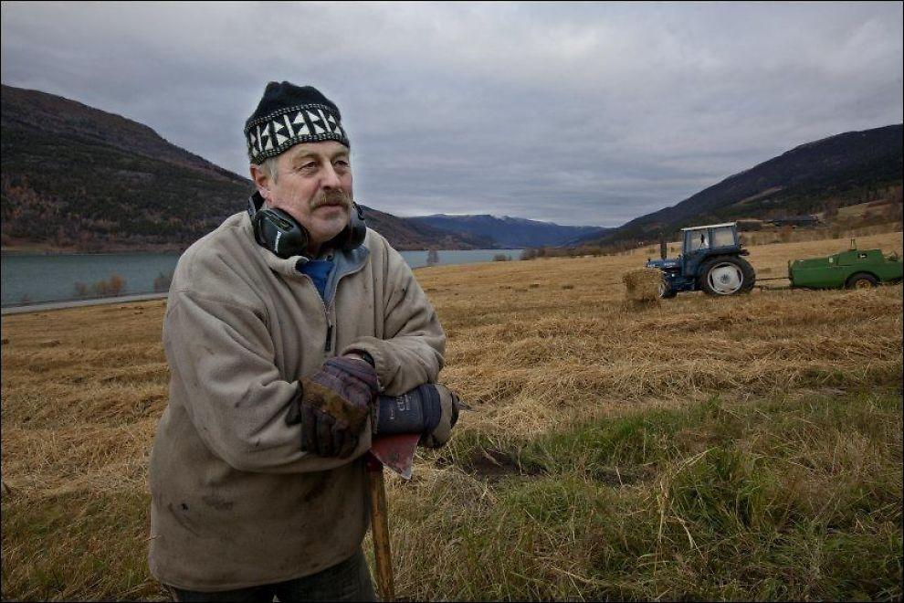 VITNER I DAG: Jehans Storvik er leder for Lom videregående skole og fungerende varaordfører i Vågå. Foto: Geir Olsen
