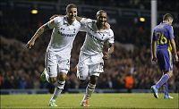 Defoe passerte Spurs-legende etter hat trick