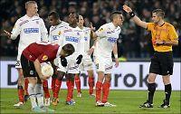 Helsingborg rapporterer fransk dommer til UEFA