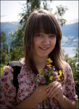 DREPT: Hanne Kristine Fridtun fra Stryn ble bare 19 år gammel. Hun ble skutt på Utøya. Foto: PRIVAT