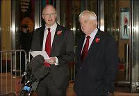 BBC-toppsjefen trekker seg etter overgrepsskandaler
