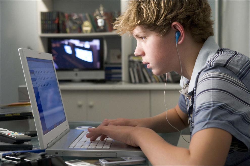 nyheter ungdom er storforbrukere av porno pa internett