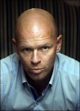BOR PÅ HOTELL: VG Nett møtte Henning Berg på Stanley Hotel Merror utenfor Blackburn, der manageren for øyeblikket bor. Foto: Fredrik Solstad, VG