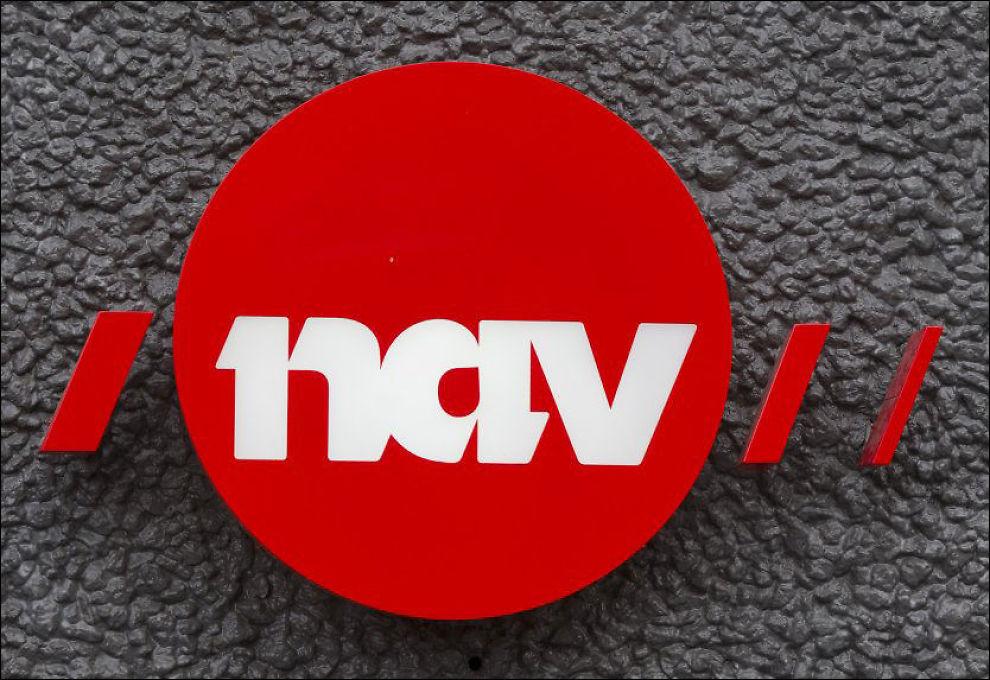 OPPHAVET: Nyordet å «nave» har sitt opphav hos NAV, som driver med arbeidsformidling, attføring og sosialhjelp. Foto: NTB Scanpix