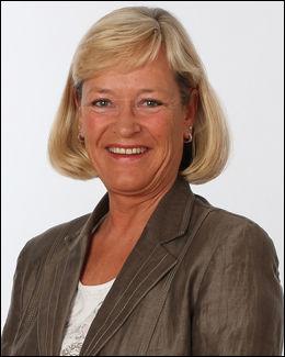 ORDFØRER: Helene Justad i Lier kommune. Foto: Høyre