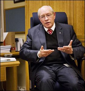OPPGITT: Arbeiderpartiet-veteran Martin Kolberg. Foto: FRODE HANSEN
