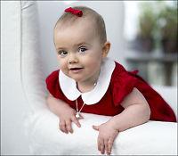 Her er Sveriges juleprinsesse