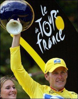 EN BØLLE: Lance Armstrong. Foto: Afp