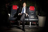 Norwegian mener LO-lederen er helt på jordet