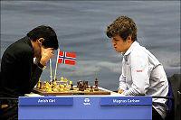 Carlsen kopierer Kasparov