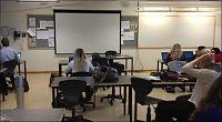 Skoleelever vil streike mot lærerløse timer