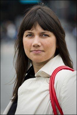 BLOGGEREN VAMPUS: Heidi Nordby Lunde, skribent, foredragsholder og samfunnsdebattant, skriver kronikk om kjønnsroller. Foto: Jan Petter Lynau / VG