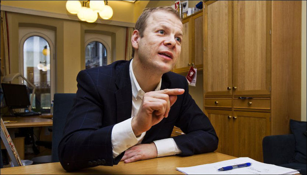 NULLTOLERANSE: Utviklingsminister Heikki Holmås understreker at Norge har nulltoleranse for misbruk av bistandspenger. Foto: Frode Hansen