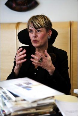 FÅR KRITIKK: Astrid Søgnen, skoledirektøren i Oslo, kritiseres for hemmelighold og detaljstyring. Hun svarte ikke på VGs mail når vi ønsket å gjøre et intervju i forbindelse med saken. FOTO: KRISTIAN HELGESEN