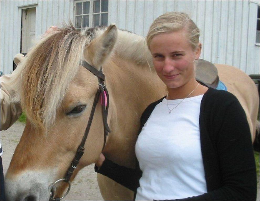 DREPT: Martine Vik Magnussen (23) ble funnet voldtatt og drept i mars 2008 - to dager etter at hun hadde vært på nattklubb i London. Foto: Privat