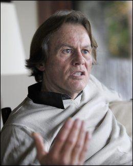 MISTET DATTEREN: Odd Petter Magnussen. Foto: Helge Mikalsen