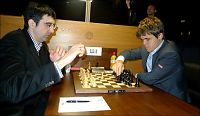 Kramnik: - Carlsen er overvurdert