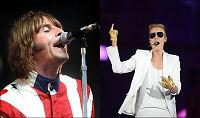 Liam Gallagher gir plate navn etter Bieber