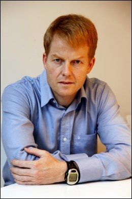 UAKTUELT: Statssekretær i Justisdepartementet, Pål Lønseth. Foto: Knut Erik Knudsen/VG