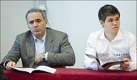 Kasparov åpner for Carlsen-jobb