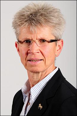 TILSYNSDIREKTØR: Kristina Landsverk i Mattilsynet. Foto: Mattilsynet
