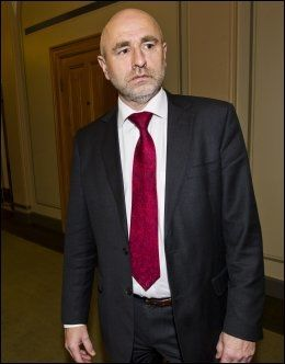 TRIST: Stortingspresident Dag Terje Andersen (Ap). FOTO: FRODE HANSEN/VG