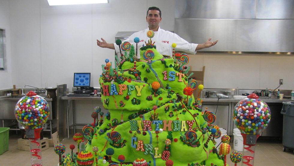 Cake Boss Usa