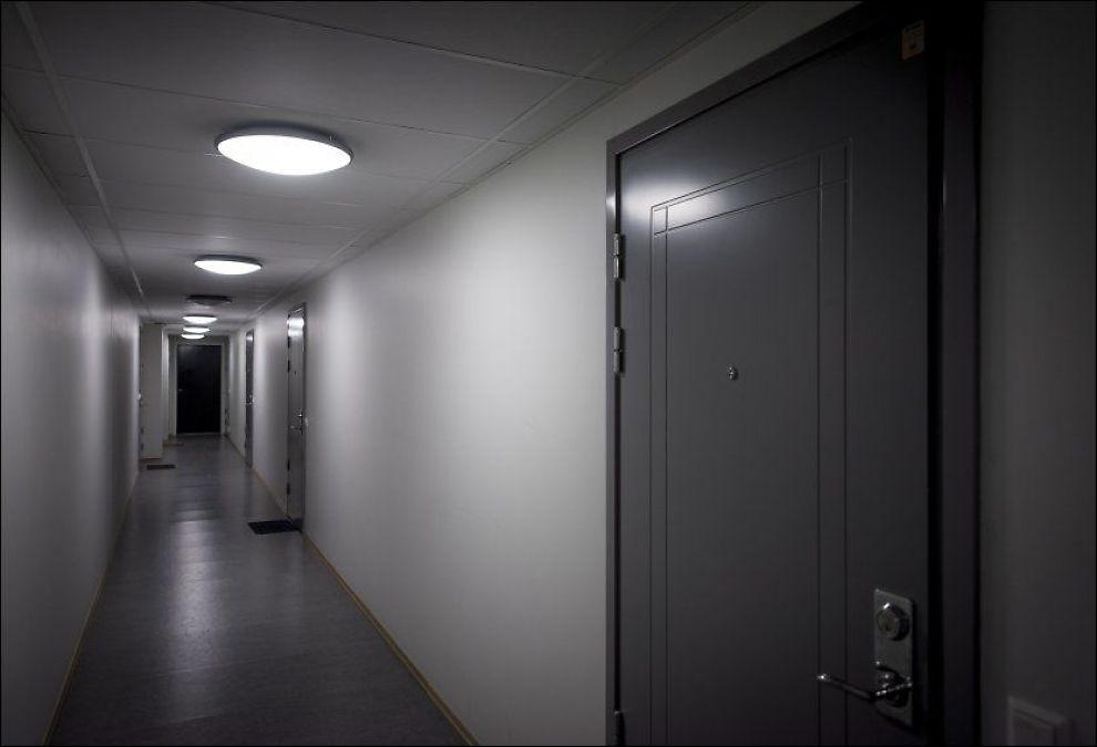 ÅSTEDET: Det er i en leilighet i denne bygården i Oslo mannen er siktet for å ha gjennomført en rekke voldtekter. FOTO: KRISTIAN HELGESEN / VG