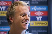 Håvard Nielsen vil erobre spiss-plassen
