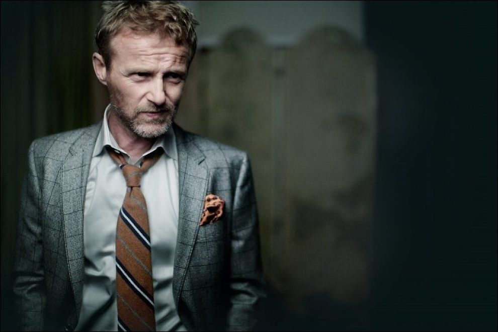 BOKAKTUELL: Jo Nesbø gir ut «Politi», en ny roman om Harry Hole. Foto: Espen Rasmussen, VG