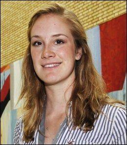 SOMMERJOBB: Birgit Skarstein fikk sommerjobb som trainee i Arbeiderpartiet på Stortinget. FOTO; NILS BJÅLAND