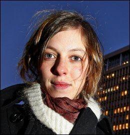 MEDIETEKKE: Ingeborg Gjærum. FOTO: TROND SOLBERG